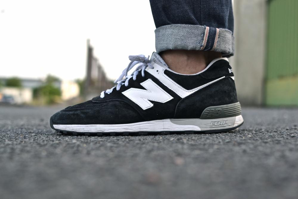 new balance 576 kgs noir