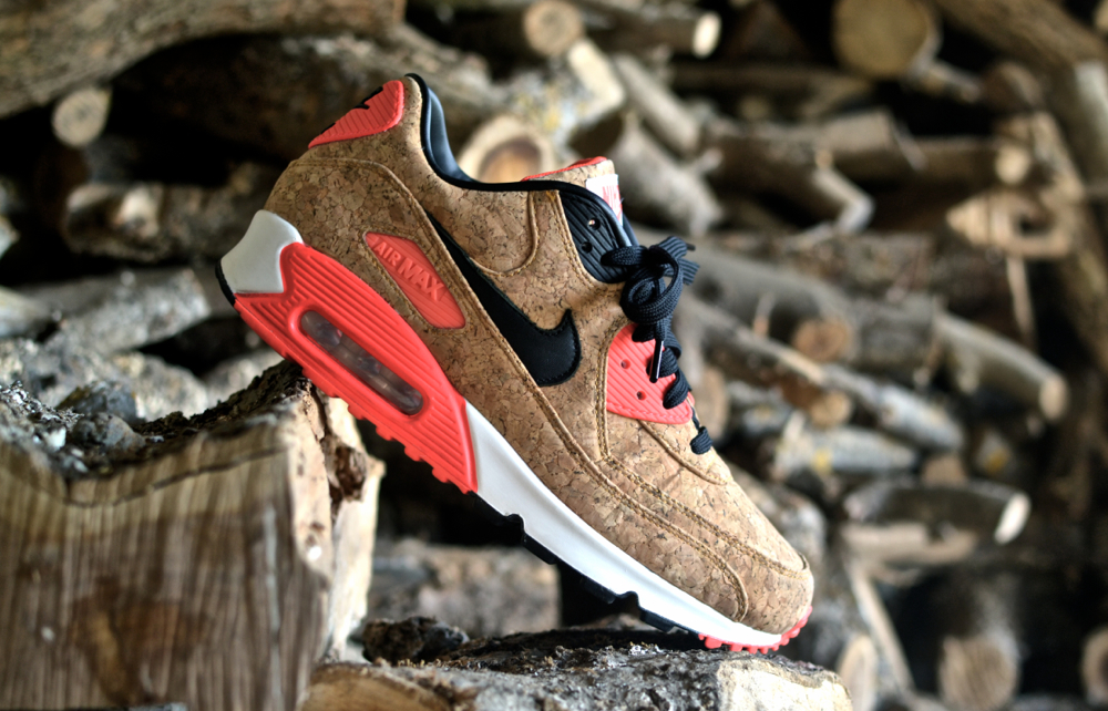 Nike Air Max 90 Cork 25th Anniversary 725235 706