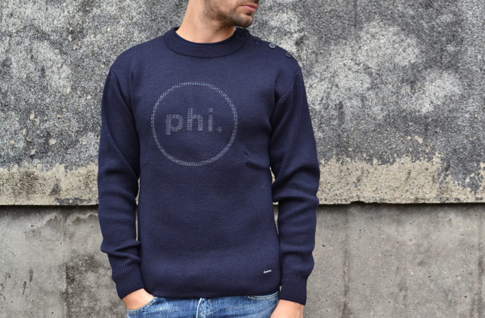 phi. denim x armor lux lookbook by borasification et alison grilo