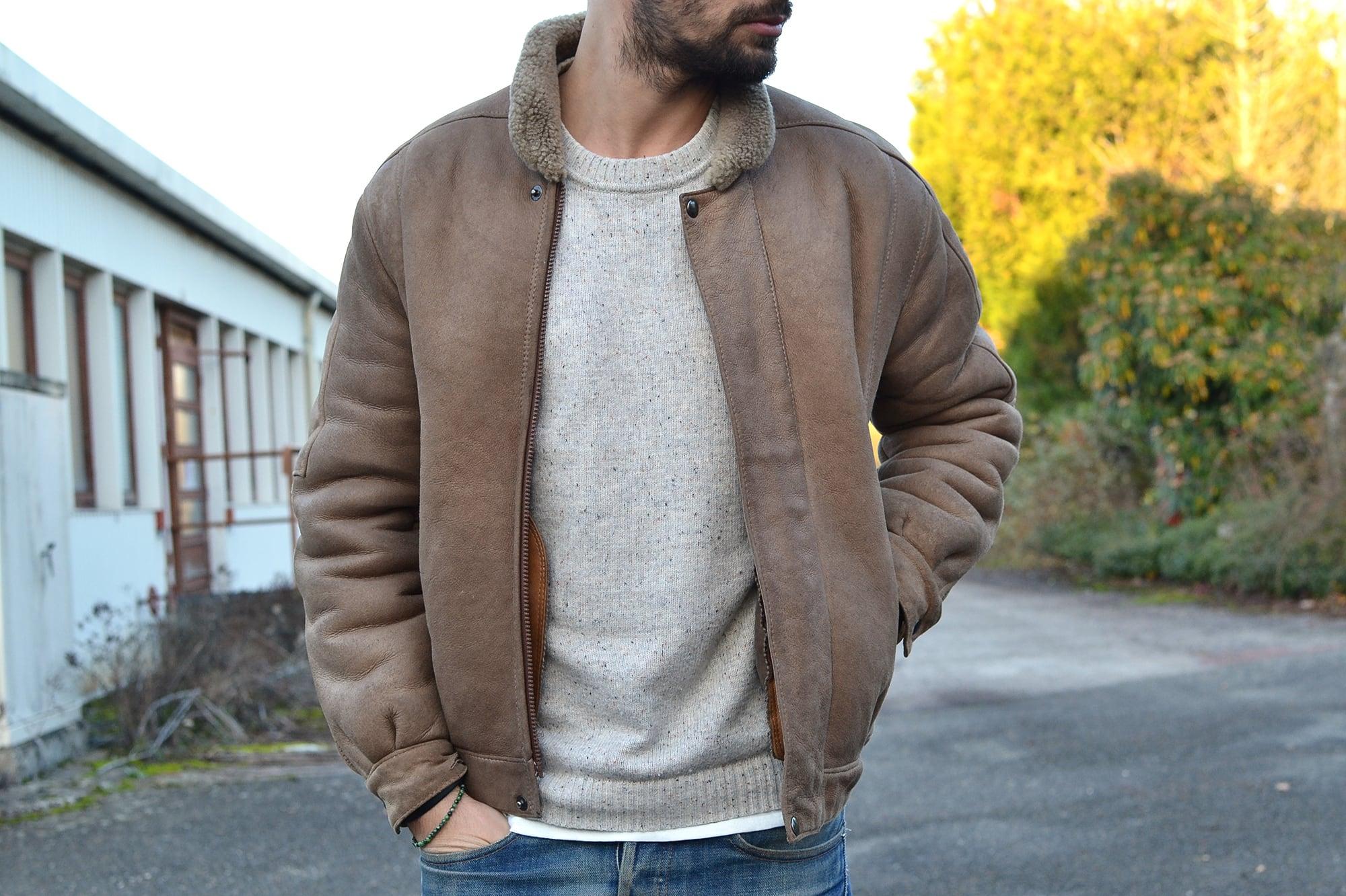 comment porter une peau lainée en street héritage