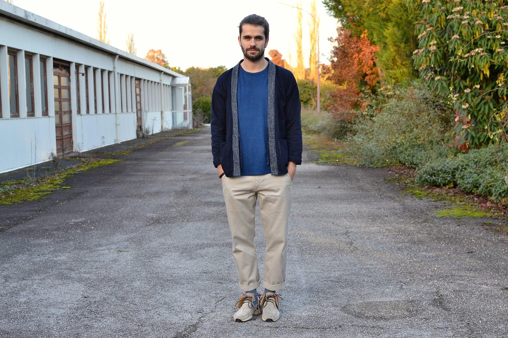comment porter un pantalon clair / blanc dans le style street heritage