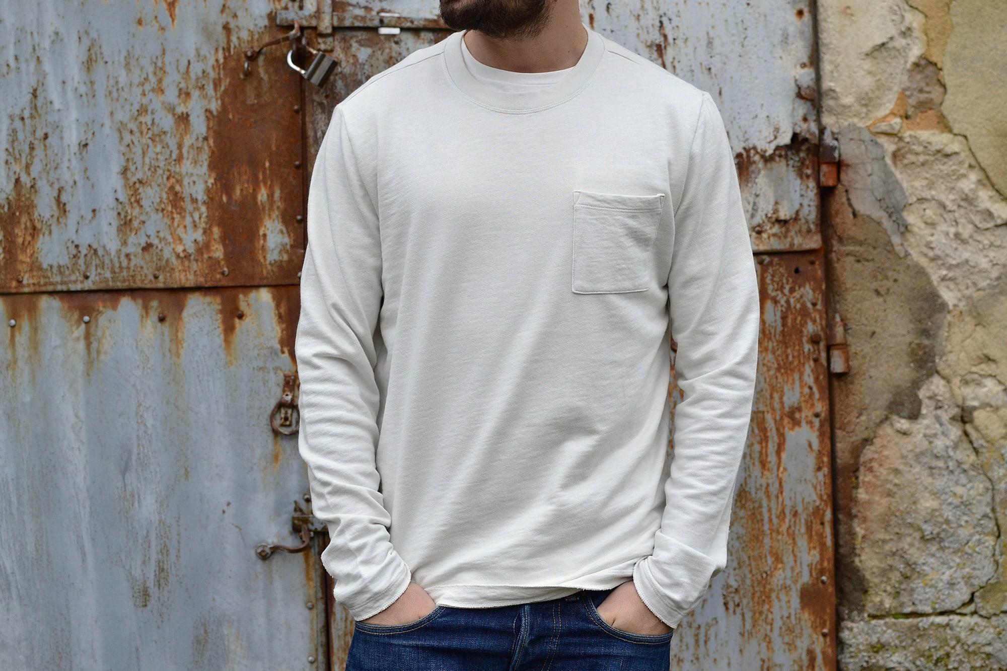 GAP un bon choix de sweat / hoodie blanc cassé / rose / violet / lavande pour un homme